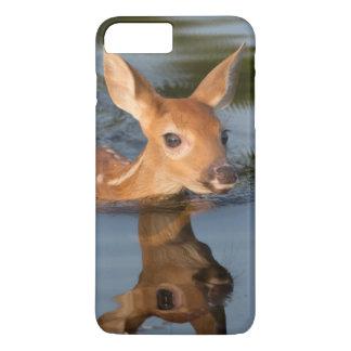 Coque iPhone 8 Plus/7 Plus Les Etats-Unis, Minnesota, grès, faune 19 du