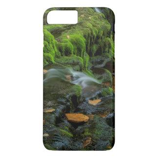 Coque iPhone 8 Plus/7 Plus Les Etats-Unis, Pennsylvanie, Benton, état de