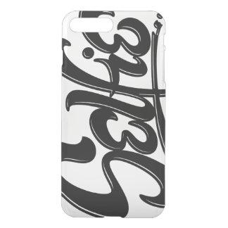 Coque iPhone 8 Plus/7 Plus Lettrage d'art de rue de Selfie de graffiti de