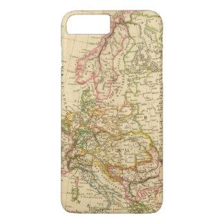 Coque iPhone 8 Plus/7 Plus L'Europe 27