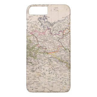 Coque iPhone 8 Plus/7 Plus L'Europe, Allemagne, Pologne