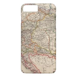 Coque iPhone 8 Plus/7 Plus L'Europe centrale