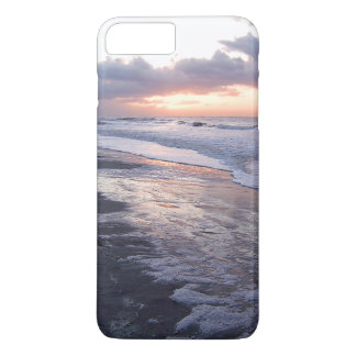 Coque iPhone 8 Plus/7 Plus Lever de soleil de l'Océan Atlantique