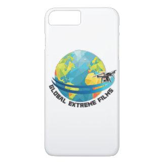 Coque iPhone 8 Plus/7 Plus L'extrémité globale filme l'iPhone 8/7 cas plus