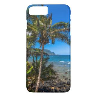 Coque iPhone 8 Plus/7 Plus Littoral tropical