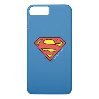 Coque iPhone 8 Plus/7 Plus Logo du S-Bouclier | Superman de Superman