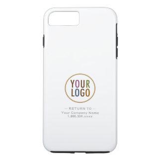 Coque iPhone 8 Plus/7 Plus Logo fait sur commande marqué dur