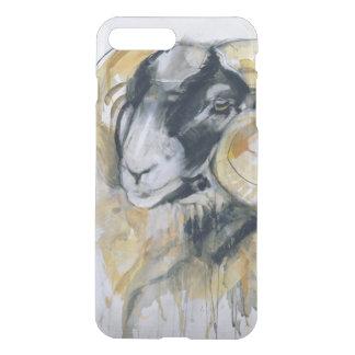 Coque iPhone 8 Plus/7 Plus Longs moutons de klaxon