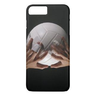 Coque iPhone 8 Plus/7 Plus Mains de volleyball