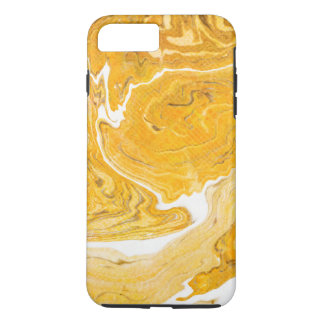 Coque iPhone 8 Plus/7 Plus Marbre de peau de serpent
