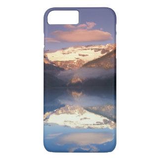 Coque iPhone 8 Plus/7 Plus Matin de l'Amérique du Nord, Canada, Lake Louise
