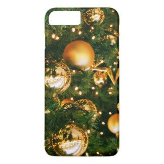 Coque iPhone 8 Plus/7 Plus Matin de Noël