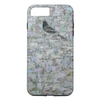 Coque iPhone 8 Plus/7 Plus Merle dans l'arbre 2012