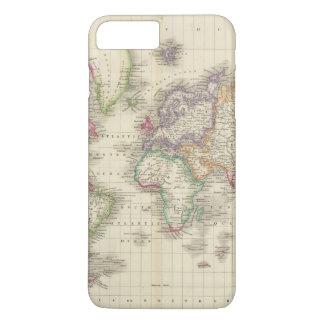 Coque iPhone 8 Plus/7 Plus Monde 9