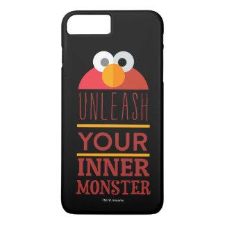 Coque iPhone 8 Plus/7 Plus Monstre intérieur d'Elmo