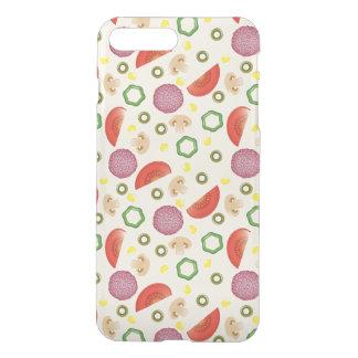 Coque iPhone 8 Plus/7 Plus Motif 2 de pizza