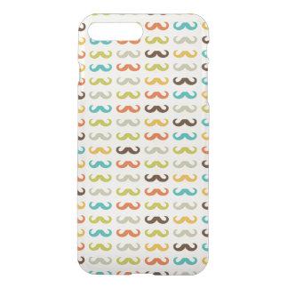 Coque iPhone 8 Plus/7 Plus Motif avec la moustache