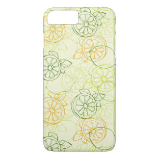 Coque iPhone 8 Plus/7 Plus Motif de citron