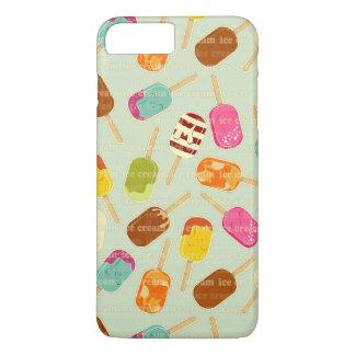 Coque iPhone 8 Plus/7 Plus Motif de crème glacée