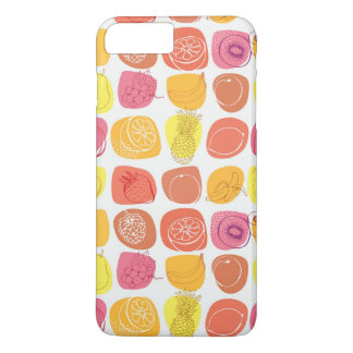 Coque iPhone 8 Plus/7 Plus Motif de fruit