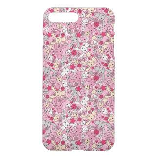 Coque iPhone 8 Plus/7 Plus Motif de Kawaii