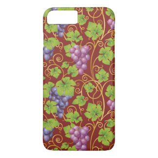 Coque iPhone 8 Plus/7 Plus Motif de raisin