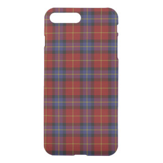 Coque iPhone 8 Plus/7 Plus Motif de tartan