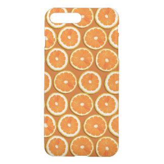 Coque iPhone 8 Plus/7 Plus Motif de tranches de citron