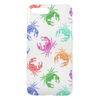 Coque iPhone 8 Plus/7 Plus Motif des crabes