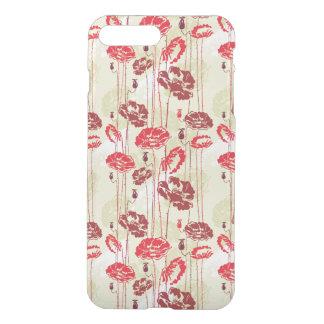 Coque iPhone 8 Plus/7 Plus Motif floral 2 d'élégance abstraite