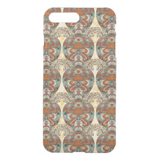 Coque iPhone 8 Plus/7 Plus Motif floral de tortue