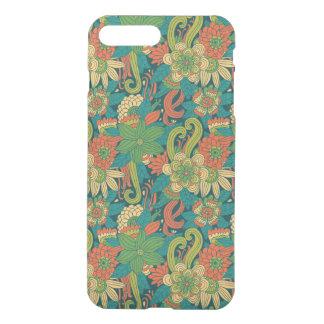Coque iPhone 8 Plus/7 Plus Motif floral d'été