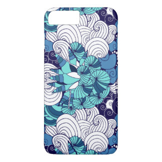 Coque iPhone 8 Plus/7 Plus Motif génial de coquillage