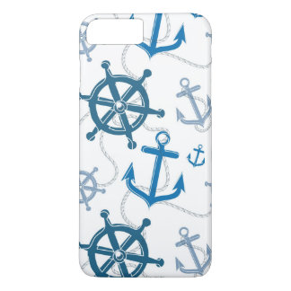 Coque iPhone 8 Plus/7 Plus Motif nautique
