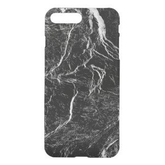 Coque iPhone 8 Plus/7 Plus Motif noir et blanc d'abrégé sur nature