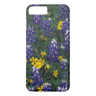 Coque iPhone 8 Plus/7 Plus N.A, Etats-Unis, le Texas, automnes de marbre,