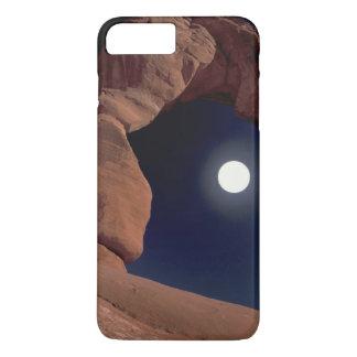 Coque iPhone 8 Plus/7 Plus Na, Etats-Unis, Utah, arque le parc national.