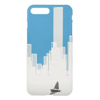 Coque iPhone 8 Plus/7 Plus Navigation de ciel bleu