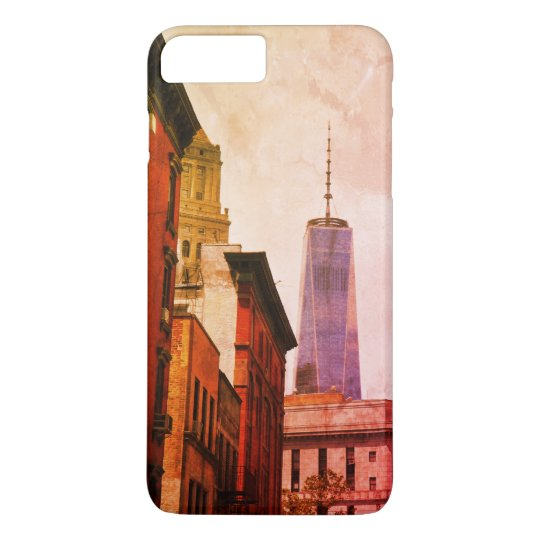 Coque iPhone 8 Plus/7 Plus New-York city