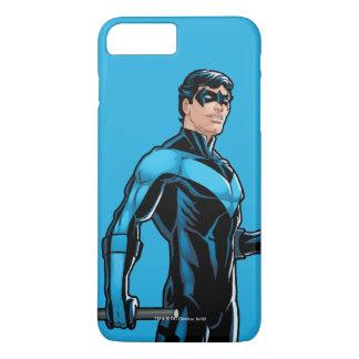 Coque iPhone 8 Plus/7 Plus Nightwing semble exact