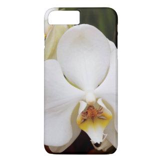Coque iPhone 8 Plus/7 Plus Orchidée blanche de lune (Aphrodite de