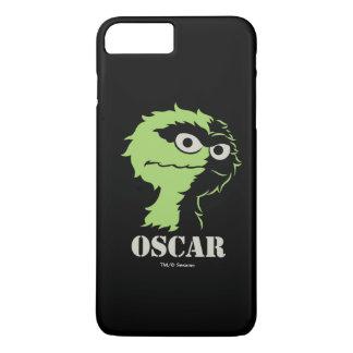 Coque iPhone 8 Plus/7 Plus Oscar le rouspéteur demi