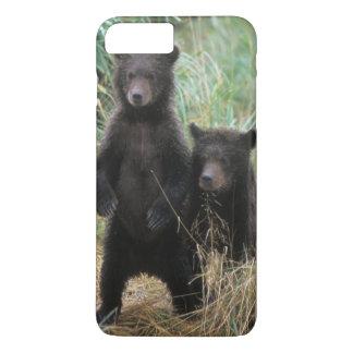 Coque iPhone 8 Plus/7 Plus ours brun, arctos d'Ursus, ours gris, Ursus 7 2