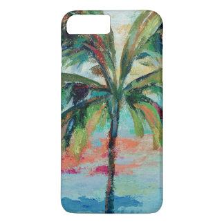 Coque iPhone 8 Plus/7 Plus Palmier tropical de |
