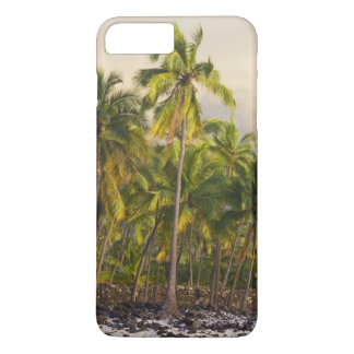 Coque iPhone 8 Plus/7 Plus Palmiers, O2 national de Pu'uhonua de parc
