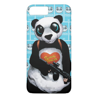 Coque iPhone 8 Plus/7 Plus Panda du peloton | de suicide