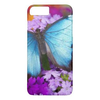 Coque iPhone 8 Plus/7 Plus Papillon tropical 7 de Sammamish Washington