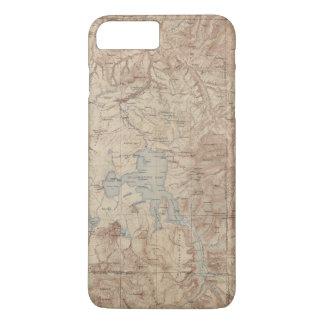 Coque iPhone 8 Plus/7 Plus Parc national 2 2 de Yellowstone