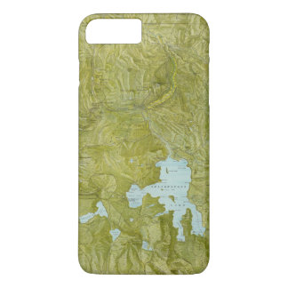Coque iPhone 8 Plus/7 Plus Parc national de Yellowstone