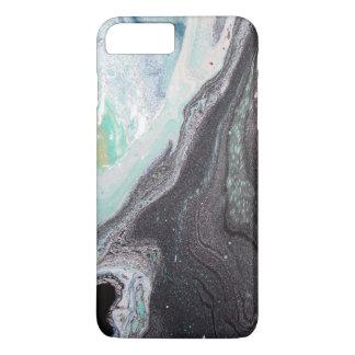 Coque iPhone 8 Plus/7 Plus Partie de vibraphone de cellules - cas liquide de